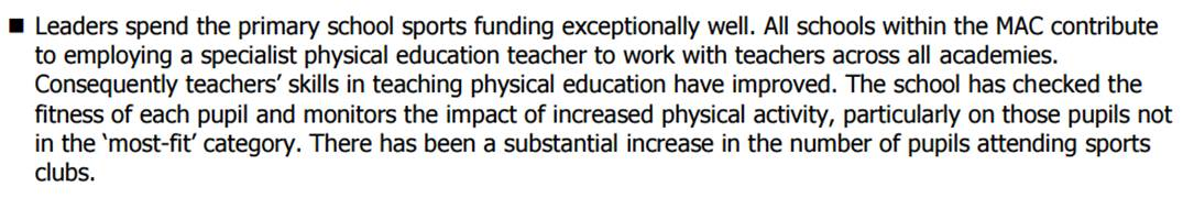 Ofsted 3